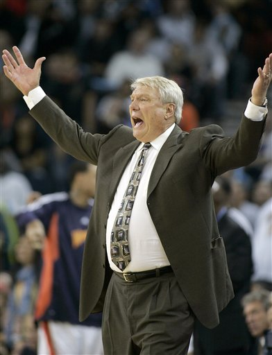 Don Nelson of the Golden State Warriors