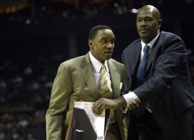 Isiah Thomas is not a good coach.