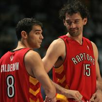 Garbajosa and Calderon