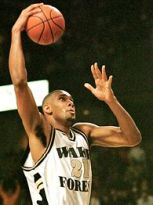 Tim Duncan at Wake Forest