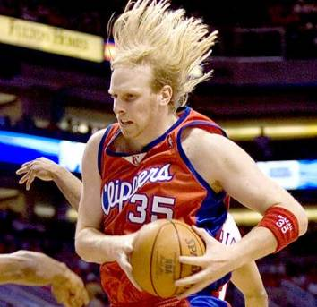 Chris Kaman aka the Caveman