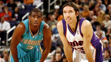Steve Nash and Chris Paul