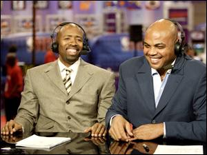 TNT Announcers