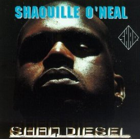 Shaquille O'Neal Album Cover
