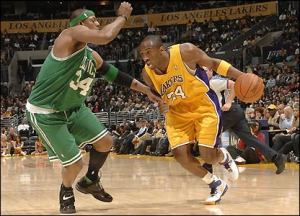 Celtics vs. Lakers